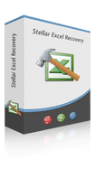 Stellar Excel Recovery Boxshot