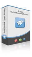 Outlook Express Email Recovery Boxshot
